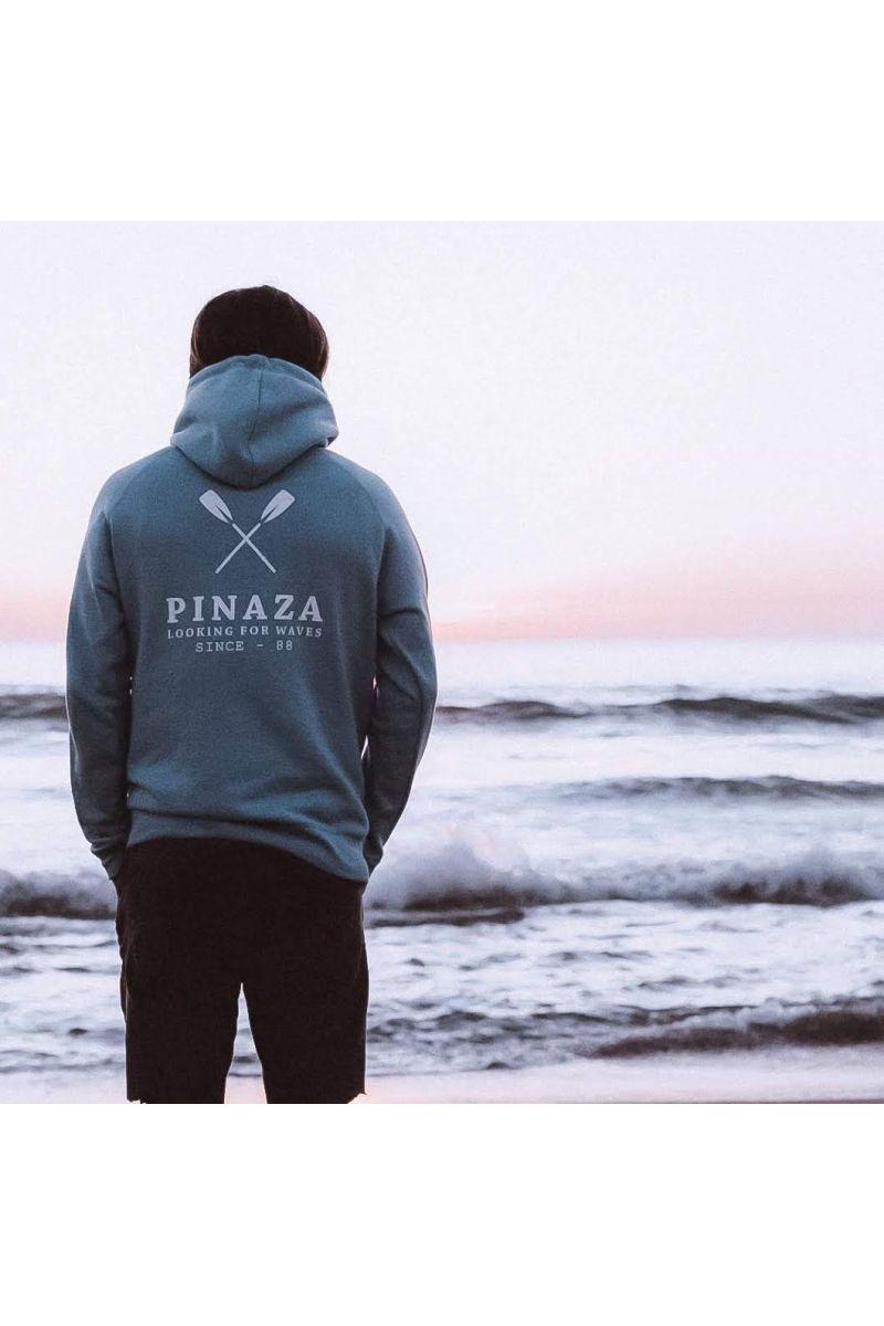 PINAZA - Hoodie Ocean