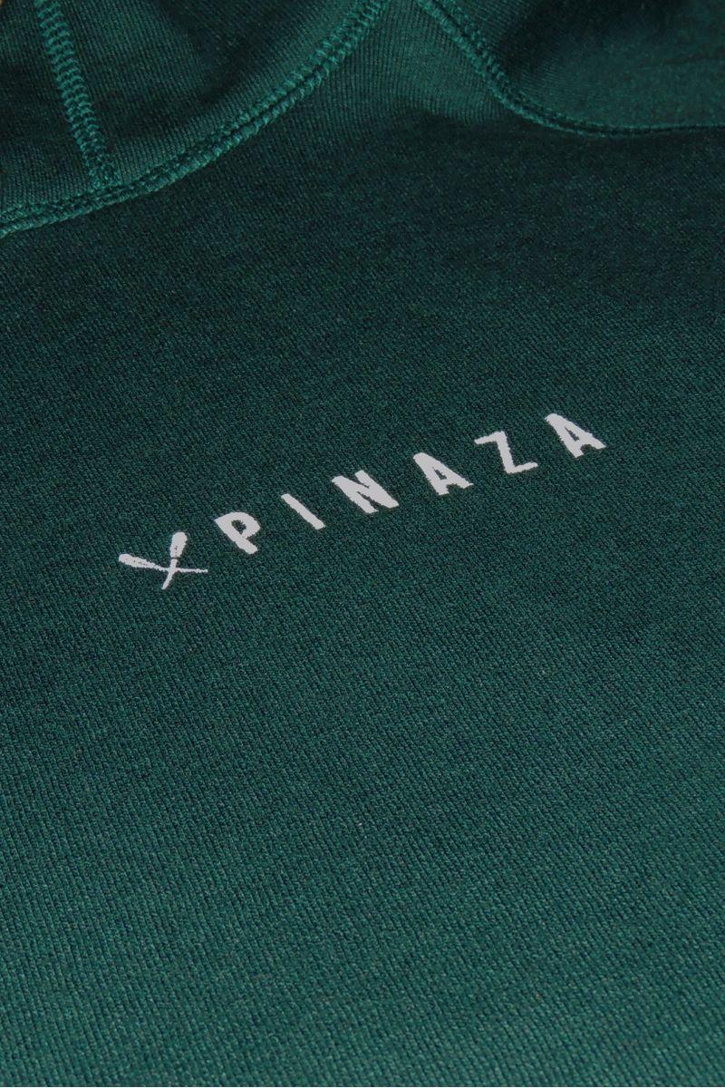 PINAZA - HOODIE SEAWEED