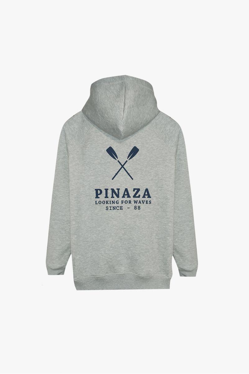 PINAZA - HOODIE STONE